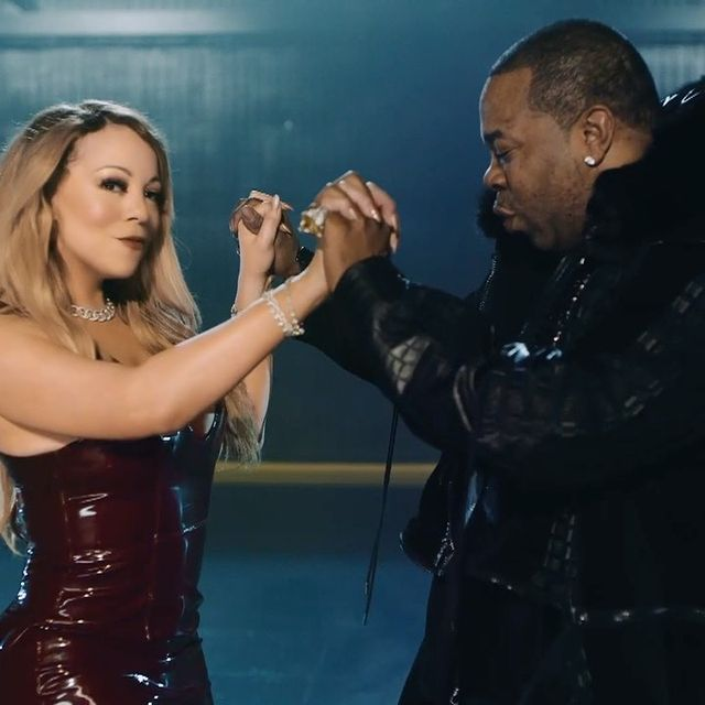 BUSTA RHYMES AND MARIAH CAREY IN NEW REUNION SONG