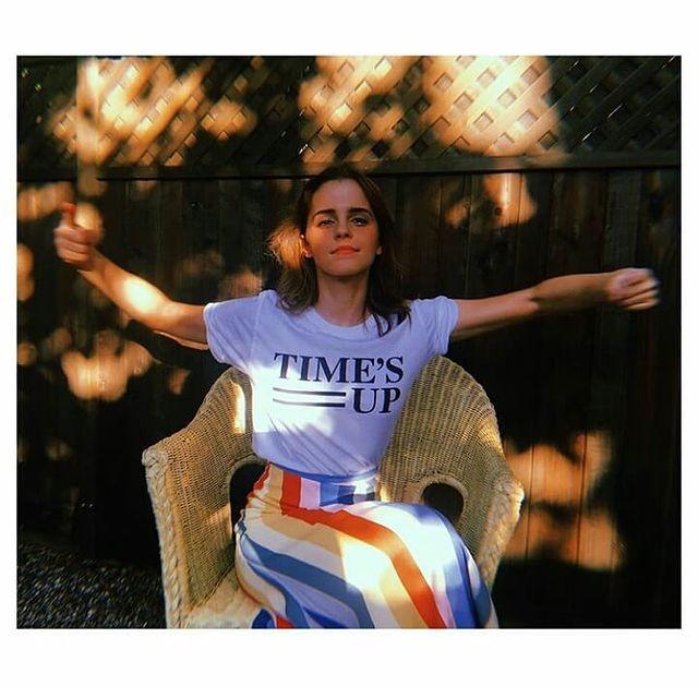 Emma Watson Talks  ON   British Vogue