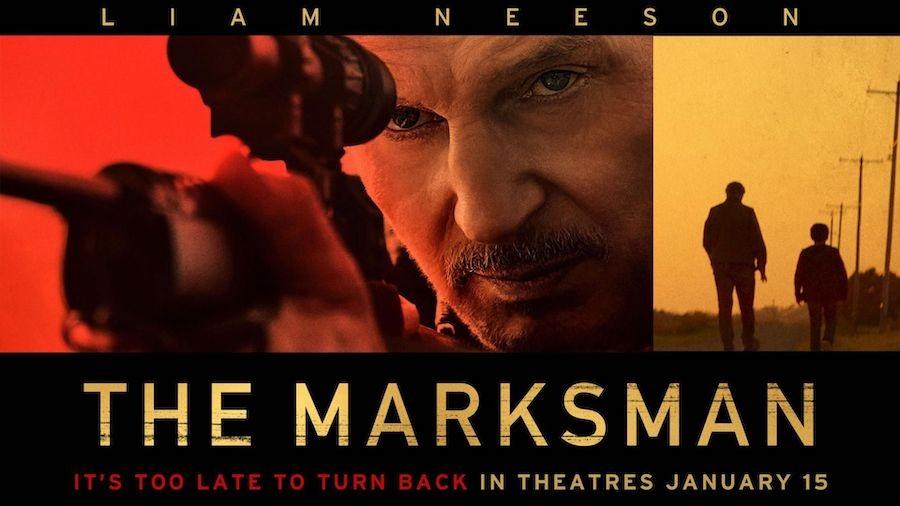 MOVIE NEWS: The Marksman