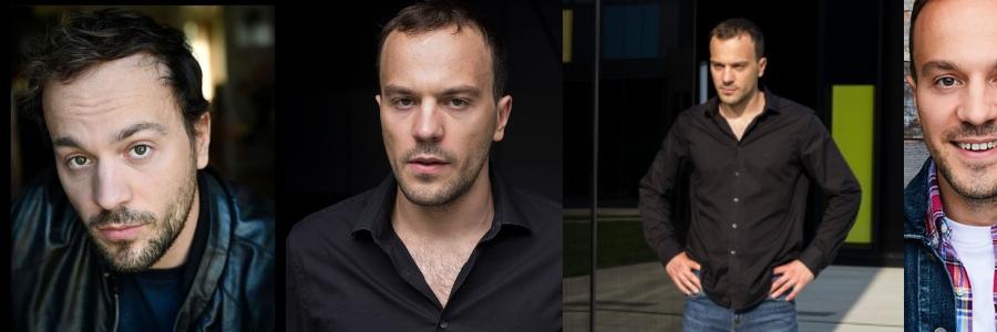 Actor Filip Sertic