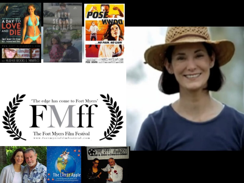 AMERICAN ACTRESS AND AUTHOR DEBORAH SMITH FORD IN 3 FILMS UP FOR AWARDS AT FMff!