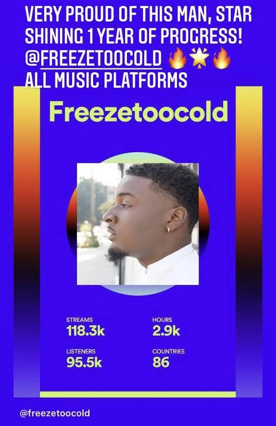 freeze to cold