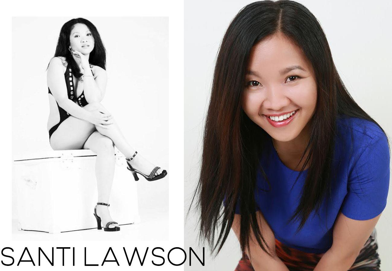 Latest News on Actress & Pro Musical Soundtrack Creator Santi Lawson!