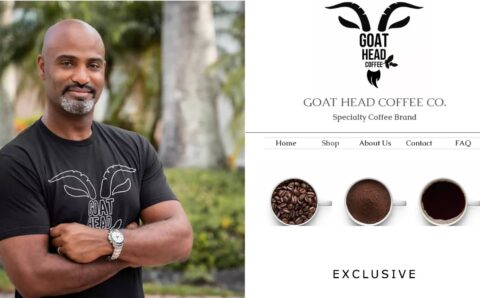 HOTTEST RISING BUSINESSES:  GOAT HEAD COFFEE – THE LEGEND, OWNER & COFFEE!