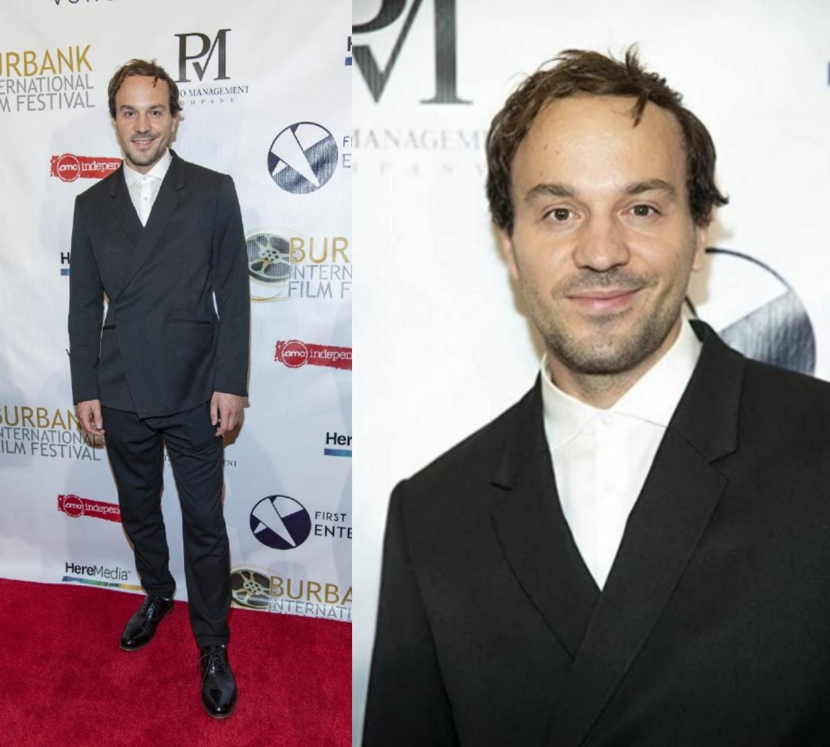 Hollywood's Latest News Official: FILIP SERTIC ATTENDS WORLD PREMIERE OF THIS GAME'S CALLED MURDER. Actor Filip Sertic Exclusive Film Premier Red Carpet Hollywood Event !