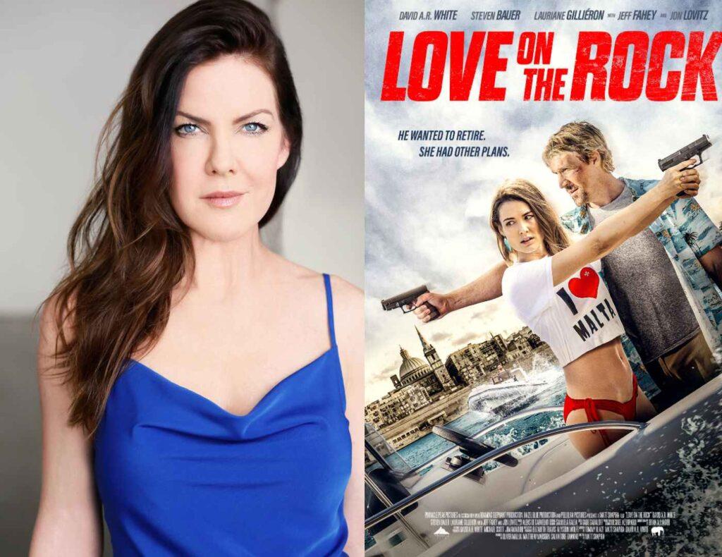 Kira Reed Love on the rock