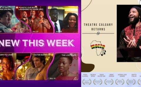 Actor & Producer Omatta Udalor Latest Netflix Feature 'The Lost Cafe' & More !