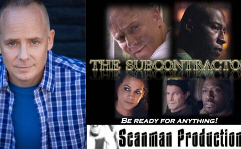 Hollywood News: Multi-Talented Actor & Producer Tim Scanlon – CEO of Scanman Productions Out with TV Pilot!